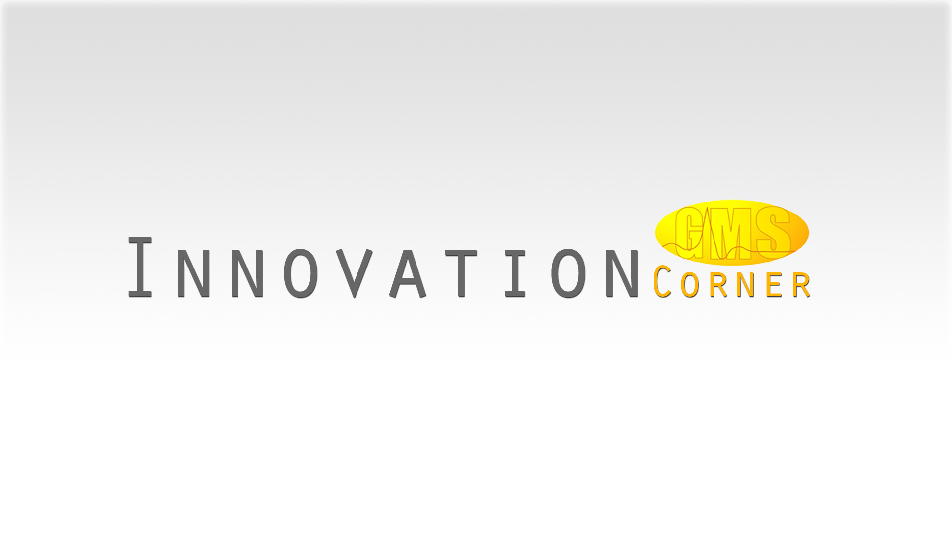 Innovation Corner - OneNote