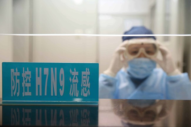 H7N9 and MERS Virus