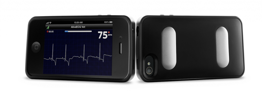 AliveCor ECG Monitor for Atrial Fibrillation