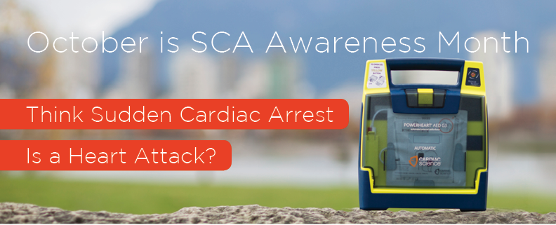 SCA Awareness Month