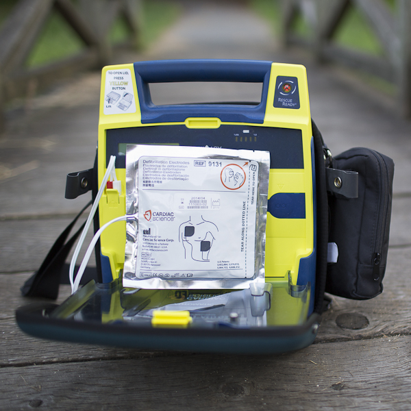Cardiac Science AED - Buying AED