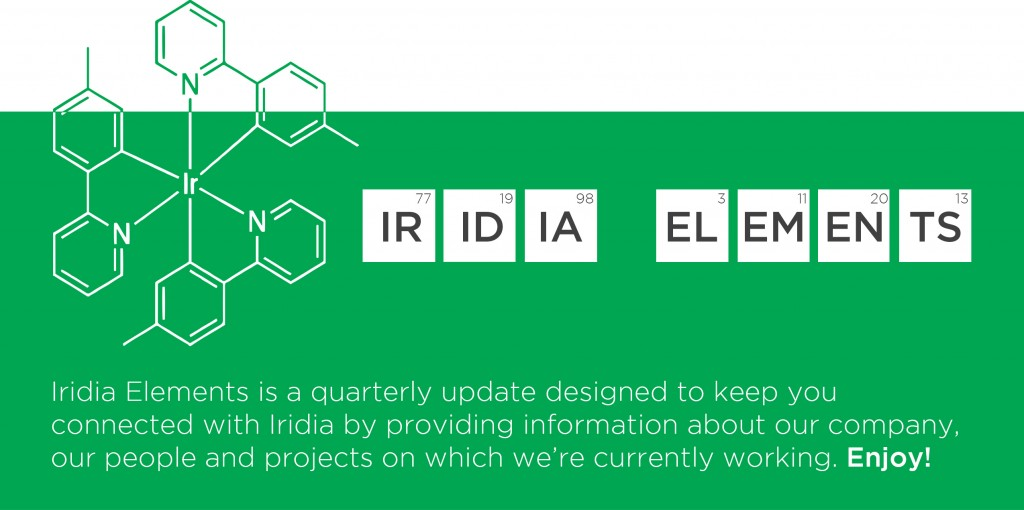 Iridia Elements - Medical Education