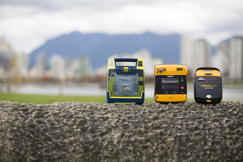 Free AEDs - BC PAD and National PAD