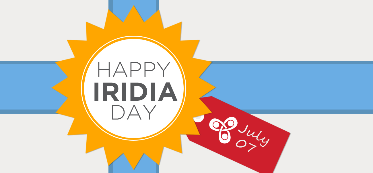 Iridia Day Email